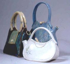 interesting! teapot purses hmmmm