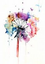 unique Watercolor tattoo - Image result for Easy Watercolor Paintings...
