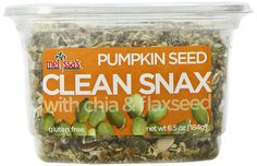 Melissa's Pumpkin Seed Clean Snax with Chia and Flax Seed, 6.5 Ounce -- Want additional info? Click on the image.