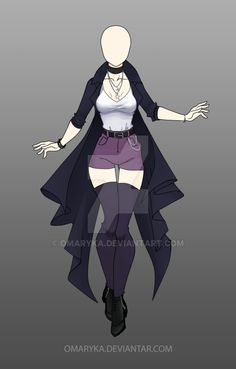[Closed] Adoptable Outfit Auction - #2 by Omaryka.deviantart.com on @DeviantArt