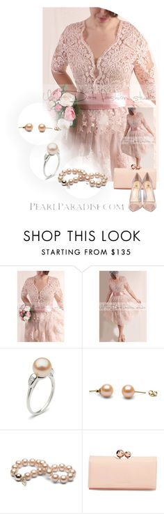 """""""#510"""" by uptodatefashion-julia ❤ liked on Polyvore featuring Reception, Ted Baker, Semilla, women's clothing, women's fashion, women, female, woman, misses and juniors"""