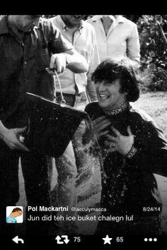 Cute John Lennon