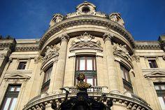 Paris - Opéra Quarter: Opéra National de Paris Garnier