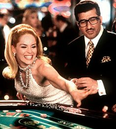 Sharon Stone in Casino.