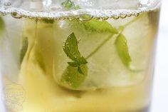 Nietypowe kostki lodu do drinków | Z ziołami | Kuchnia Bazylii