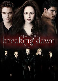 The Twilight saga: Breaking down