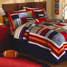 Find the bedding set that tickles their fancy at Bed Bath & Beyond. Discover the large, fun assortment of kids comforter sets, kids bedding sets, and sheets. Boys Sports Bedding, Teen Boy Bedding, Kids Comforter Sets, Kids Blankets, Kids Pillows, Kids Sheets, Nautical Bedding, Single Quilt, Linens And More