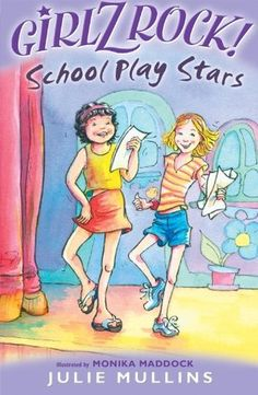 School Play Stars by Julie Mullins Youth Services, School Play, Chapter Books, Great Books, Stars, Reading, Children, Year 2, Fictional Characters