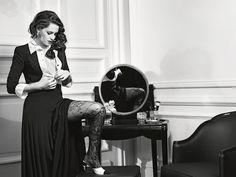 [Actu] Kristen stewart dans la nouvelle campagne chanel - Le bazar des tendances @lbdtmagazine