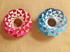 Papercrafts and other fun things: Sliceforms are my new obsession Paper Crafts Origami, Scrapbook Paper Crafts, Diy Paper, Paper Pop, Oragami, Scrapbooking, Stem Projects, Craft Projects, Craft Ideas