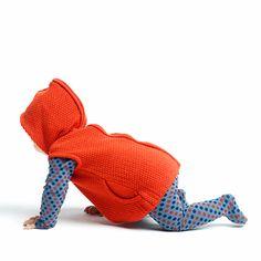 L'asticot: caldo cotone e lana bio!  www.reregreen.com