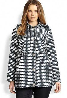 7 Chic Plus Size Raincoats for Those Spring Showers  raincoatsforwomen 0a9f3fa1f0c