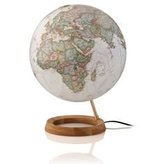 National Geographic Neon Executive Globe Atmosphere New World By Atmosphere New World € Desk Globe, Globe Bar, Map Globe, Globes Terrestres, World Globes, National Geographic, Map Shop, Travel Center, Neon