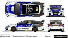 Subaru Archives - Andy Blackmore Design