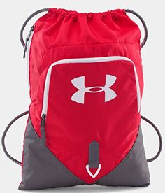 Under Armour UA Team Undeniable Sackpack RedGraphiteWhite OneSize >>> You can get more details by clicking on the image.