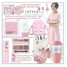 """""""Show us your New Year Beauty Essentials"""" by mediteran ❤ liked on Polyvore featuring Lucky Chouette and BeiBaoBao"""