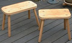 How to Make a Period Stool