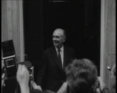 Alec Douglas-Home becomes Prime Minister, 1963. View Film: http://www.britishpathe.com/video/the-new-prime-minister/
