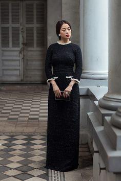 Vietnamese dress