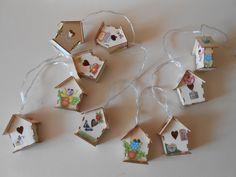 lucerničky Advent Calendar, Holiday Decor, Home Decor, Homemade Home Decor, Decoration Home, Interior Decorating