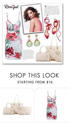 """""""Rosegal 69."""" by ruza-b-s ❤ liked on Polyvore"""