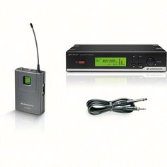 Sennheiser XSW72 Instrument Wireless System available at www.kempke.com