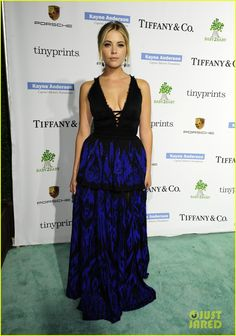 Ashley Benson strikes a pose at the 2014 Baby2Baby Gala on Saturday evening (November 8) in Culver City, Calif.
