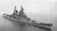 Iowa Class Battleships | 11132d1216241920-iowa-class-bb-uss-iowa-1957.jpg