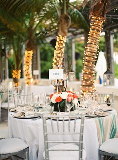 Turks and Caicos Wedding at the Gansevoort Hotel from Judy Pak  Read more - http://www.stylemepretty.com/destination-weddings/2013/08/13/turks-and-caicos-wedding-at-the-gansevoort-hotel-from-judy-pak/