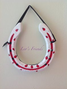 Horseshoes. Horseshoe art. Find these great recycled horseshoes on Facebook/leosfriends or Instagram @ leosfriends $20 + $6 s&h