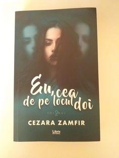 Eu, cea de pe locul doi; Jocul măștilor, vol.2 de Cezara Zamfir - Libris Editorial - recenzie