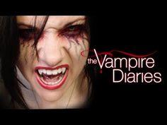 The Vampire Dairies | Halloween Makeup Tutorial
