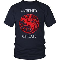 Cat Lovers Shirt - Mother of Cats Hot 2017 T-Shirt