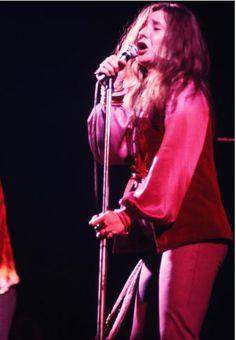JANIS JOPLIN (1969)- BLUES/ROCK AND ROLL