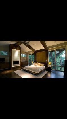 Nice Simple Master Bedroom