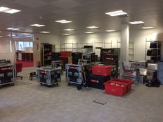 Our #Riedel UK office moved! The guys working hard to get everything ready for the first customer presentations next week in the new rooms at Chaplin House.  Our new adress: Chaplin House, Widewater Place, Moorhall Road, Harefield, UXBRIDGE, UB9 6NS, United Kingdom
