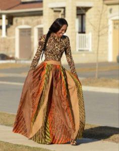 NEW Evika African print skirt. by Rahyma on Etsy https://www.etsy.com/listing/225271578/new-evika-african-print-skirt