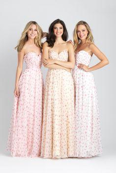0d3e34be9f Allure Bridesmaids. Long Bridesmaid DressesWedding ...