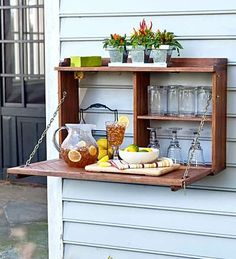 great for the back porch area