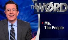 Steven Colbert is not longer doing The Colbert Report I will miss the Good Times, As Far As We Knew   Common Dreams   Breaking News & Views for the Progressive Community