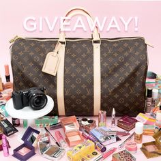 "228.6k Likes, 154.3k Comments - Benefit Cosmetics US (@benefitcosmetics) on Instagram: ""🚨GLAM SURVIVAL KIT #GIVEAWAY! 🚨Because you can never be too prepared! 😉 #WIN a Sony camera, Louis…"""
