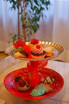Francine's Place: Christmas Sweets Stand (Diy)