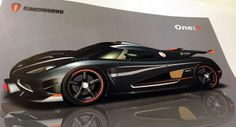 Is this going to be the fastest car on the planet??? Check out the New Radical #Koenigsegg One:1 Reportedly Confirmed for Geneva Show Debut! Hit the link for amazing images and details...