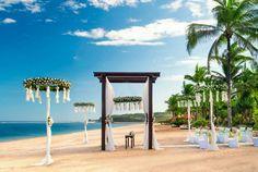 St. Regis Beach Wedding at The St. Regis Bali Resort