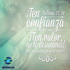 Yo confío en mi Dios. #enlacetv