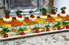 "Cooking with Zoki: Slana torta  "" Ruska salata """