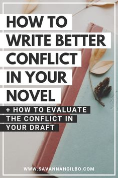 Need help writing better conflict in your story? Learn all about writing conflict that escalates and keeps readers on the edge of their seats in this post. Creative Writing Tips, Book Writing Tips, Writing Words, Cool Writing, Writing Process, Fiction Writing, Writing Resources, Writing Help, Writing Skills