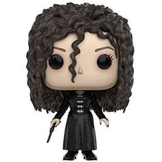 Add a little bit of magic to your collection with Funko Pop's Harry Potter collection! The iconic and beloved Funko POP action figure is here with POP Harry Potter Bellatrix Lestrange Vinyl Figure, the perfect gift for any Harry Potter fan! Harry Potter Film, Harry Potter Pop Vinyl, Objet Harry Potter, Harry Potter Cosplay, Harry Potter Hermione, Lord Voldemort, Sirius Black, Figurine Harry Potter, Harry Potter Action Figures