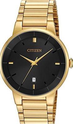 I am... I see ... I wonder... I want... CITIZEN BI5012-53E.