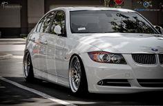 BMW E90 Stance